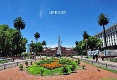阿根廷之旅:五月廣場和首都大教堂