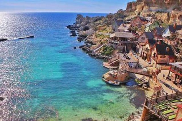 地中海的明珠马耳他