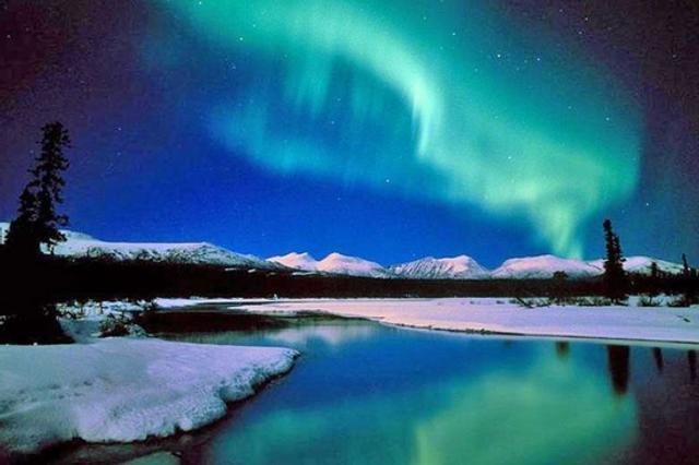 向着北极漠河 寻找传奇景致
