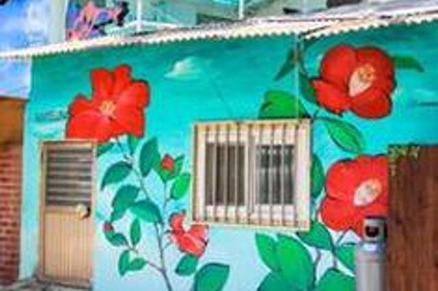 海云台的小小艺术村