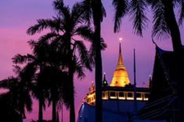 爱上曼谷不夜城