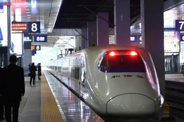 铁路总公司:12月20日起购票积分可兑换指定火车票