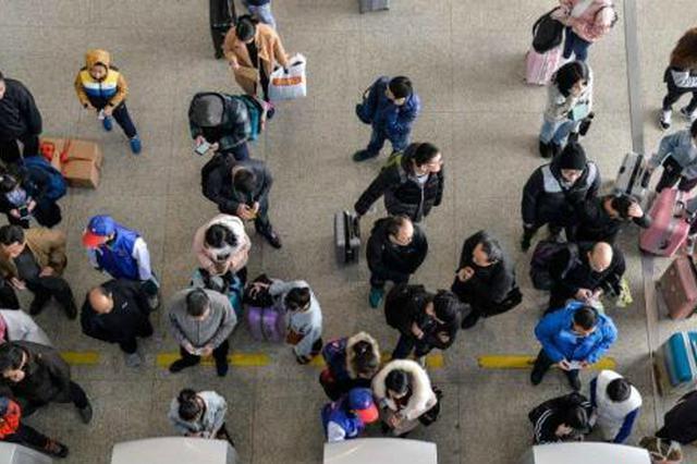 中国铁路总公司:今明日铁路将迎来节后返程高峰
