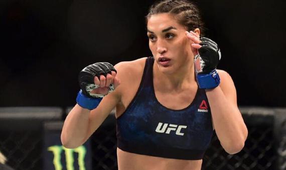 苏亚雷斯UFC238出战妮娜 库克埃吉安同晚迎战乔安妮