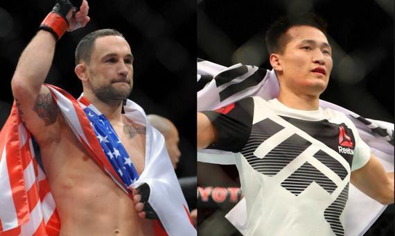 埃德加VS郑赞盛将领衔UFC成立25周年纪念赛事