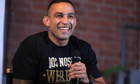 温盾UFC250解禁回归 与奥林尼克上演重量级最强柔术对决