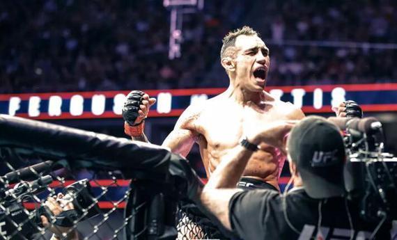 """托尼-弗格森UFC238回归 芝加哥对决""""牛仔""""塞罗尼"""