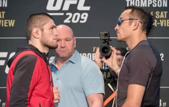 卡比布VS弗格森第5次敲定 UFC249布鲁克林一决高下