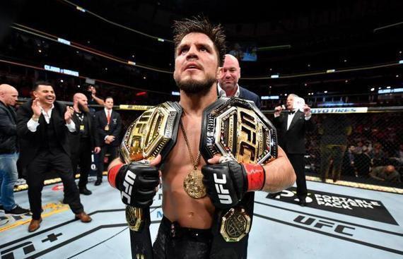 塞胡多的目标是成为UFC三量级冠军