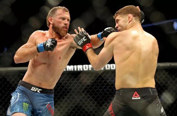 UFC格斗之夜151综述:牛仔一致判定挫败纽约新星亚昆塔