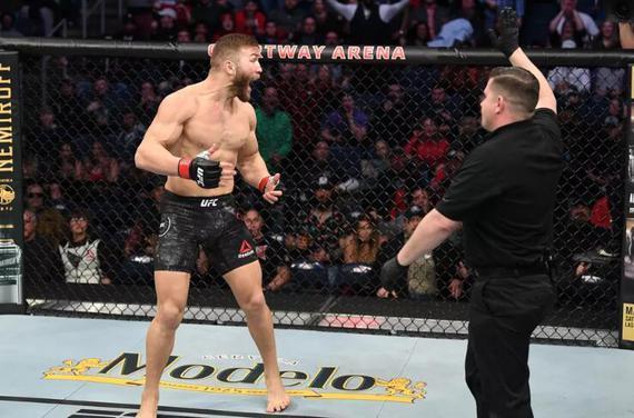 UFC249新增两对阵 安卡拉耶夫VS库特莱巴重赛在列
