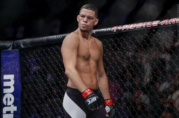 内特-迪亚兹VS安东尼-佩提斯次中量级对决UFC241开战