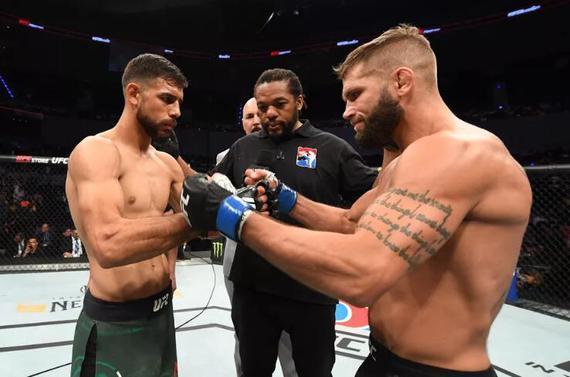 罗德里格兹VS史蒂芬斯重新敲定于UFC on ESPN 6进行