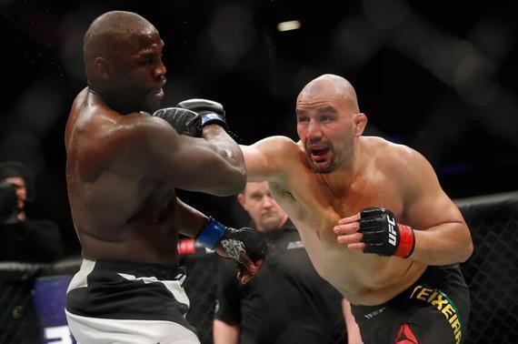 UFC格斗之夜158敲定轻重量级双对决 特谢拉出战尼基塔