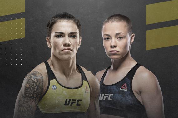 ufc综合格斗评说娜玛尤纳斯VS安德拉德草量级二番战敲定UFC249上演