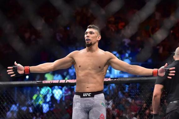 巴西新星乔尼-沃克尔取代圣普吕 UFC235对阵西库诺夫
