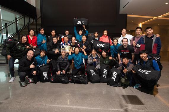 UFC如何帮助中国奥运女子赛艇队提高运动表现