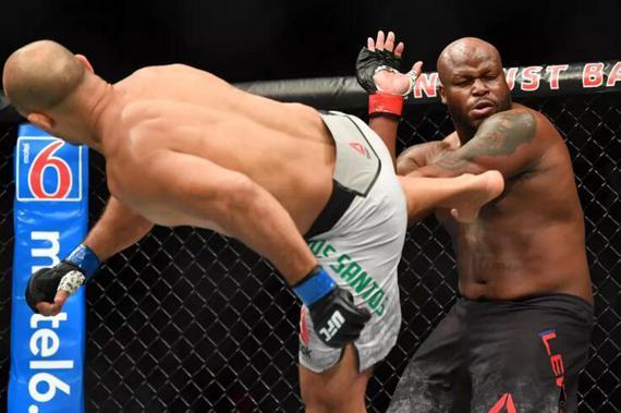 UFC格斗之夜146综述:桑托斯冒险KO刘易斯取3连胜