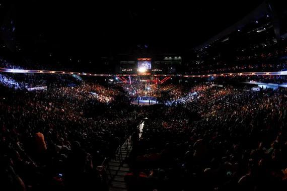 蒙克顿将成为第11座举行UFC赛事的加拿大城市