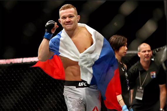 小将彼得-彦UFC格斗之夜145对决前冠军挑战者多德森