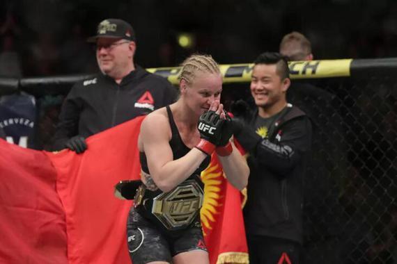 舍甫琴科VS卡尔穆什女子蝇量级冠军战领衔UFC乌拉圭首秀