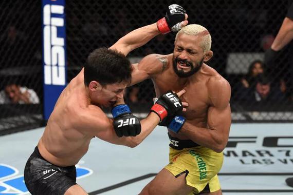 UFC格斗之夜169综述:菲格雷多TKO获胜成无冕之王