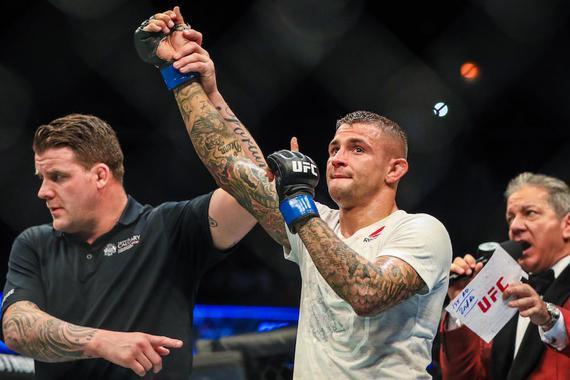 普瓦里尔:生涯黄金期就在未来3年 我只想成为UFC冠军