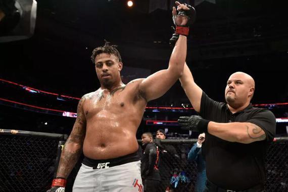 哈迪上阵救火 UFC格斗之夜163联合主赛对决沃尔科夫