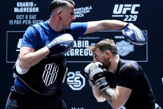 """""""嘴炮""""康纳-麦格雷戈有意出战UFC252 对手瞄准加瑟基"""