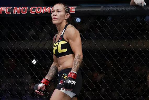 UFC宣布释出贾斯蒂诺 白大拿:女子羽量级将会继续存在