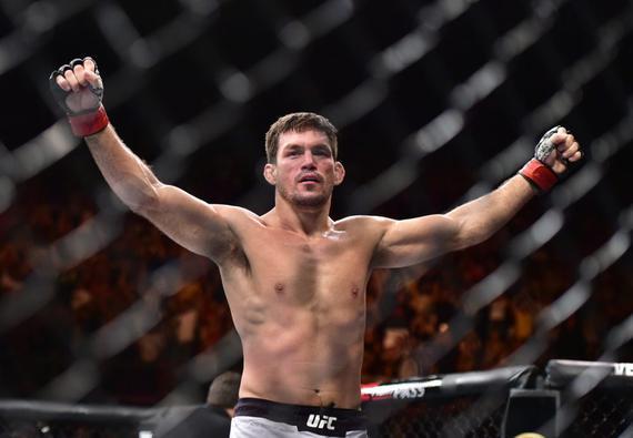 从未赢得UFC冠军的14位顶级精英(下)