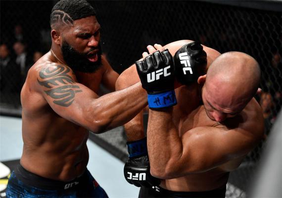 UFC格斗之夜166综述:布来兹TKO击败桑托斯赢3连胜