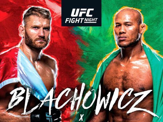 UFC Fight Night 164