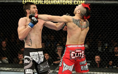 发生在英国的十大UFC对决(下)