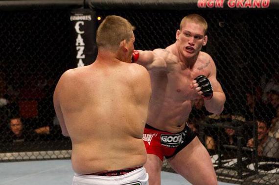 重量级猛将托德-达菲将在UFC209再战八角笼