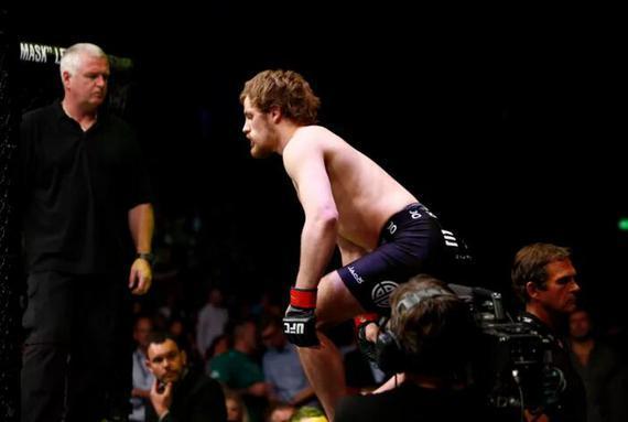 冰岛新星尼尔森将与阿根廷人彭兹尼比奥领衔UFC苏格兰赛