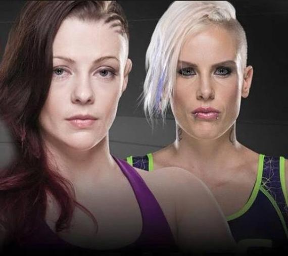 乔安妮VS罗林斯敲定UFC悉尼赛上演