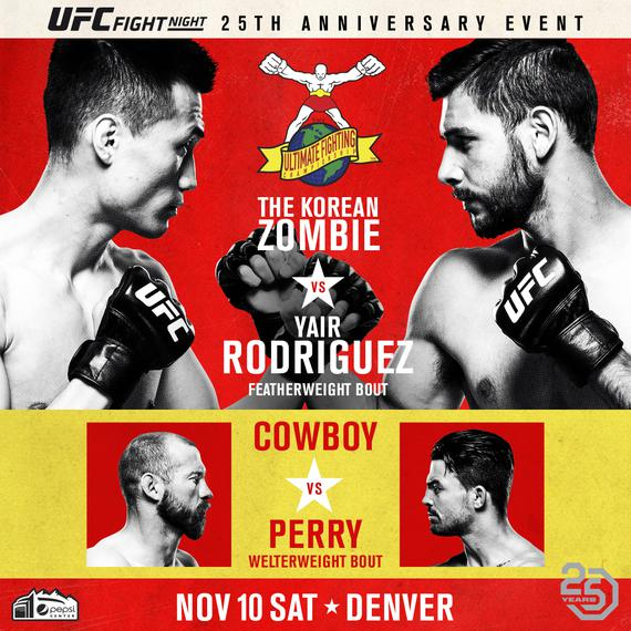 UFC Fight Night 139