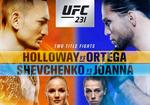 UFC231前瞻:霍洛威VS奥尔特加