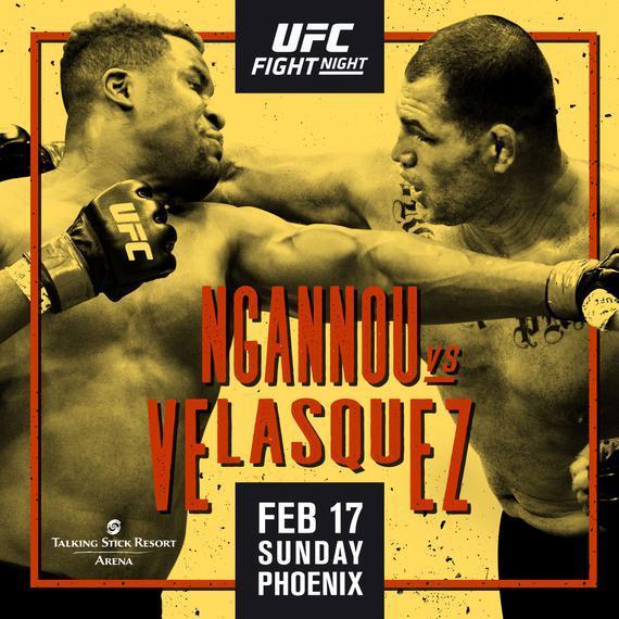 UFC on ESPN 1前瞻:凯恩回归战凤凰城对决铁血战士