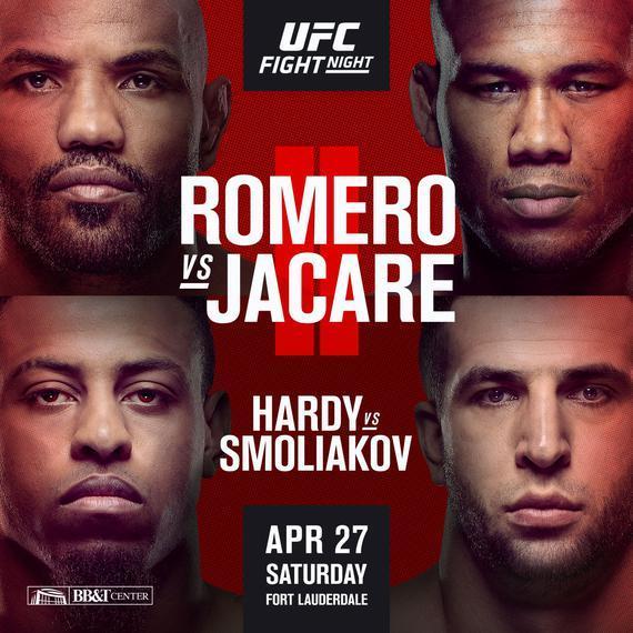 """UFC桑莱斯赛前瞻:""""鳄鱼""""索萨对决新秀赫尔曼森"""