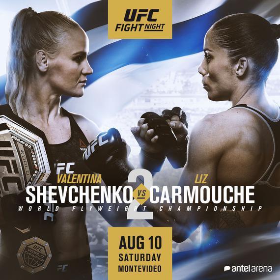 UFC Fight Night 156