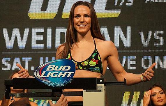 UFC格斗之夜148敲定多场女子对阵 戴维斯、希尔名列其中