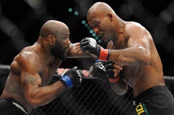 4月UFC十大对决(下):罗梅罗再战索萨争潜在挑战权