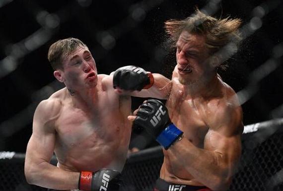 UFC伦敦赛曝光头条&联合主赛 提尔VS马斯威达尔领衔