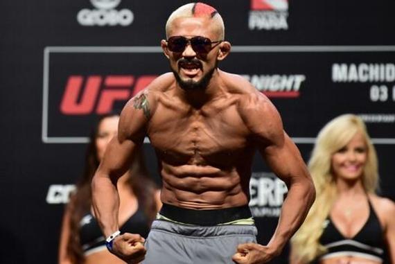 弗米加VS菲格雷多 布来兹VS威利斯加入UFC格斗之夜148