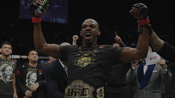 乔恩-琼斯VS安东尼-史密斯轻重量级冠军战领衔UFC235