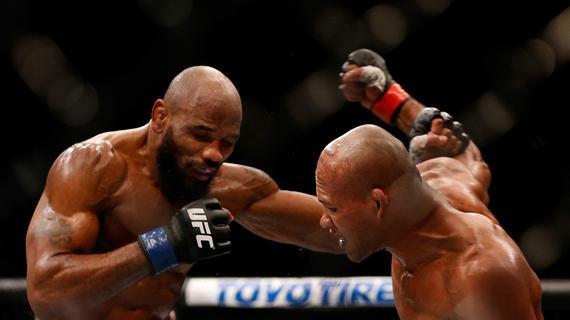 UFC on ESPN 3头条主赛敲定为罗梅罗VS索萨二番战
