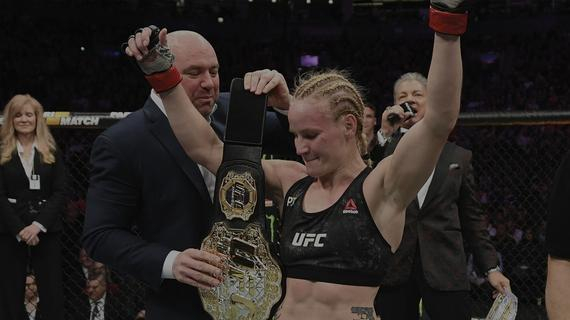 舍甫琴科首场卫冕战6月上演 UFC238对决杰西卡-埃