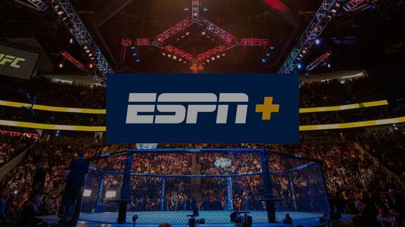UFC所有PPV赛事登陆ESPN+ 成美国唯一观赛平台